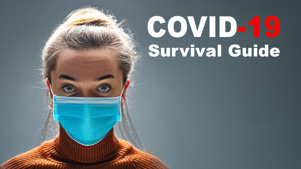 cdc celebration discovery church coronavirus covid19 survival guide girl protective face mask